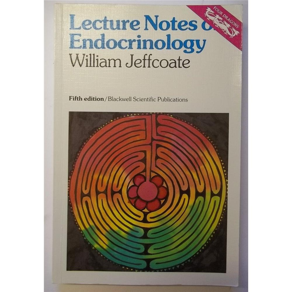 Lecture Notes on Endocrinology | Oxfam GB | Oxfam's Online Shop