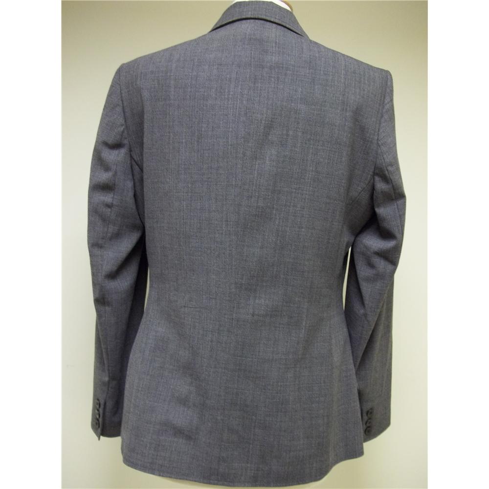 f3bf732198d6 Hyphen at Debenhams Grey Lined Jacket Debenhams - Grey - Smart ...