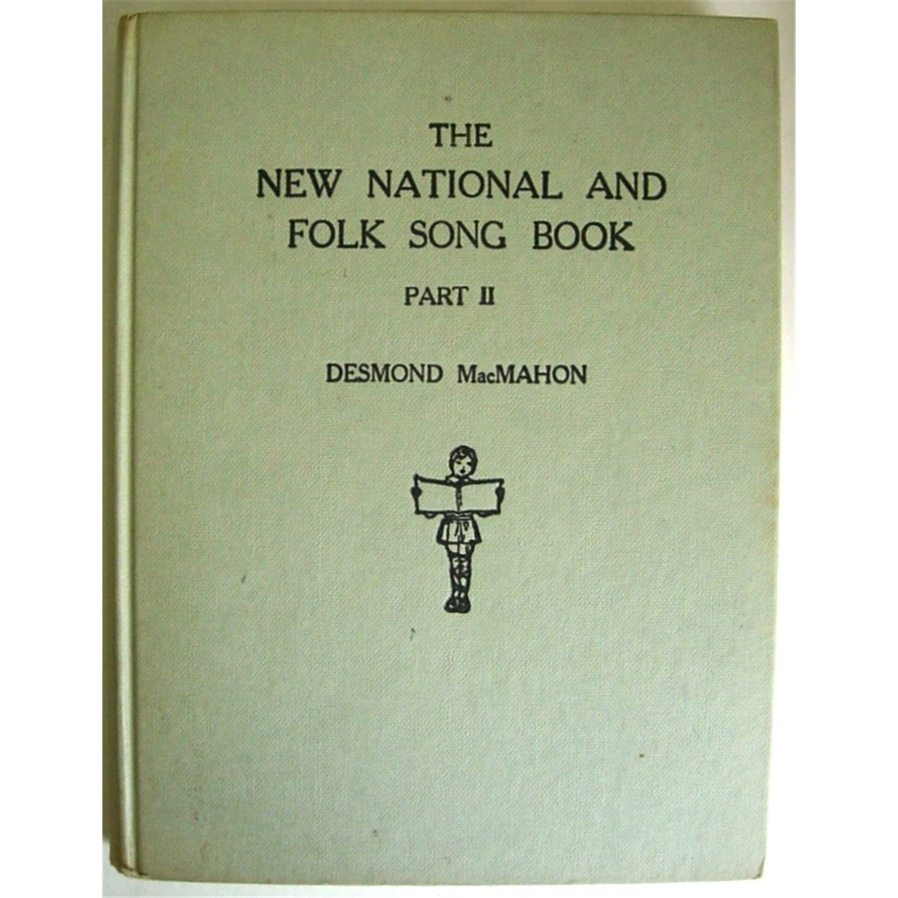 The New National and Folk Song Book, Part II For Sale in Exeter, London |  Preloved