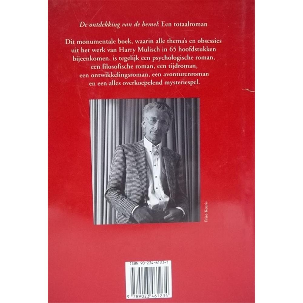 De Ontdekking Van De Hemel Harry Mulisch First Edition Inscribed To Salman Rushdie For Sale In London Preloved