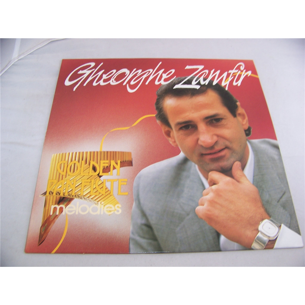 golden pan flute melodies georghe zamfir - 2627021 For Sale in Ulverston,  London | Preloved