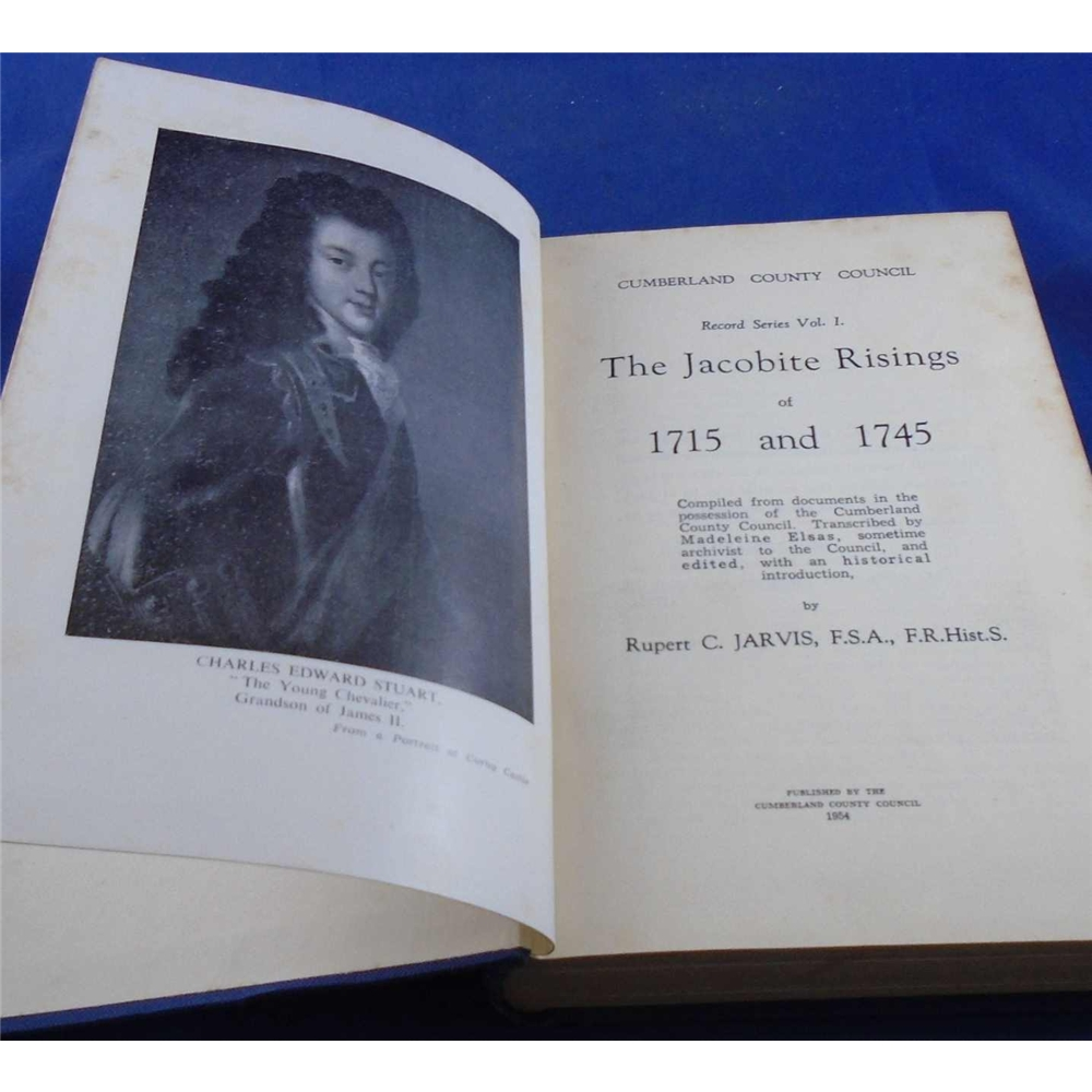 Back in the Day: Bad luck stalls cause of Jacobite risings of 1715 and 1745