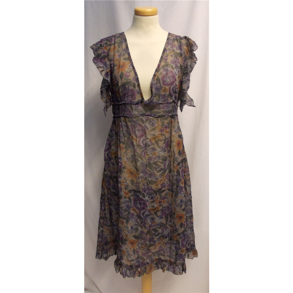 fef1dac67d9 Joe Brown size  10 multi-coloured summer dress