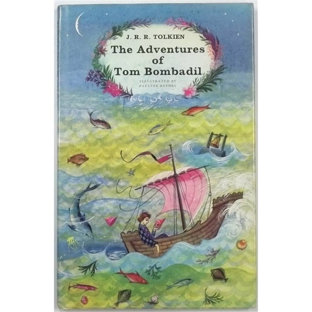 The Adventures of Tom Bombadil and Other Verses from The Red Book. Loading  zoom 1f9609e40b4ea