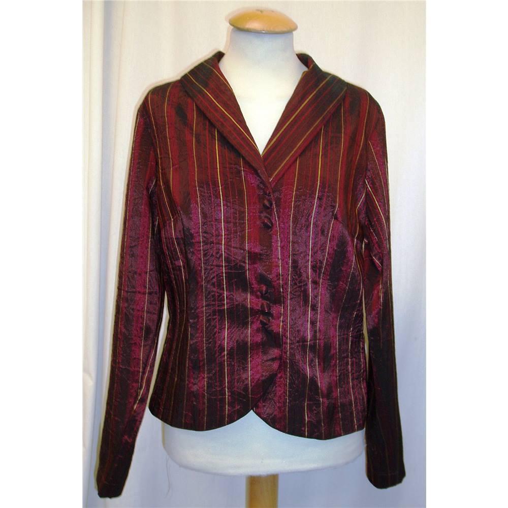 1979aea818dd Pret a Porter Pret a Porter - Size  10 - Red - Jacket