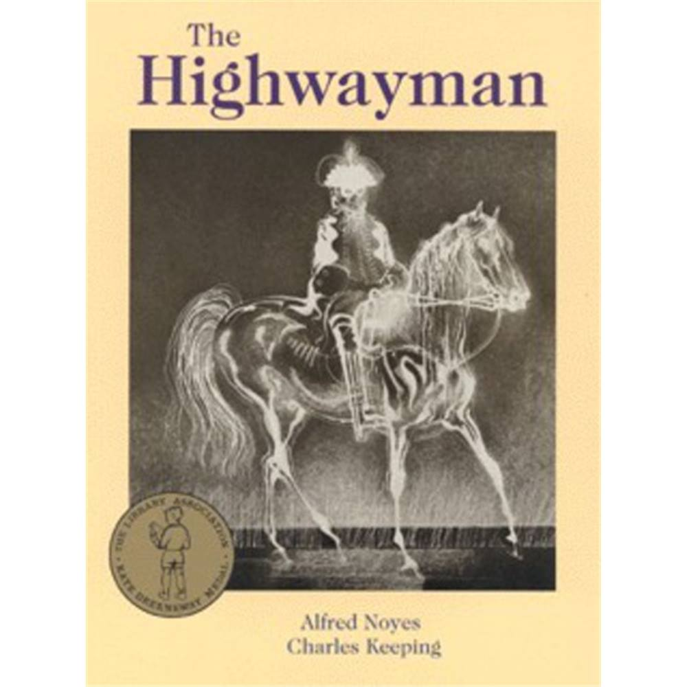 Image result for the highwayman cover