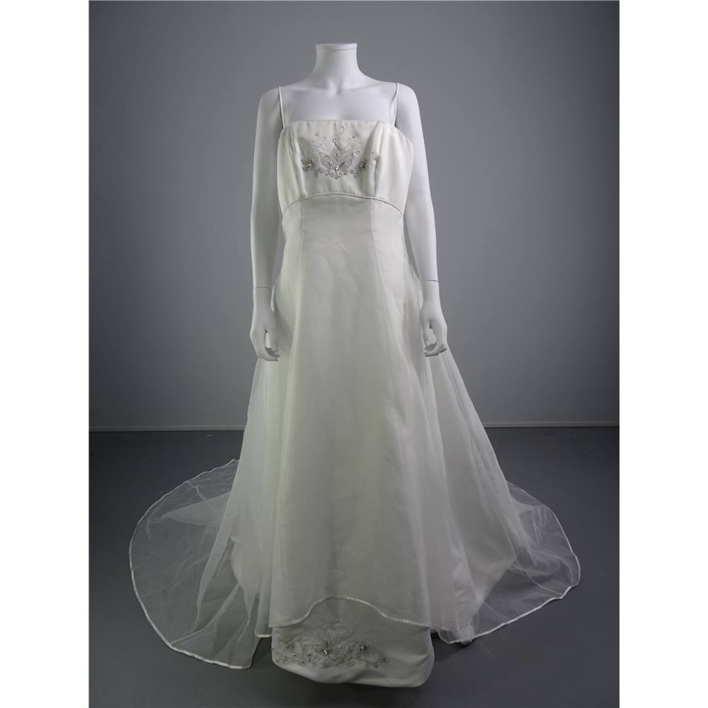 wedding dress size 18 - Local Classifieds in Leeds, West Yorkshire ...