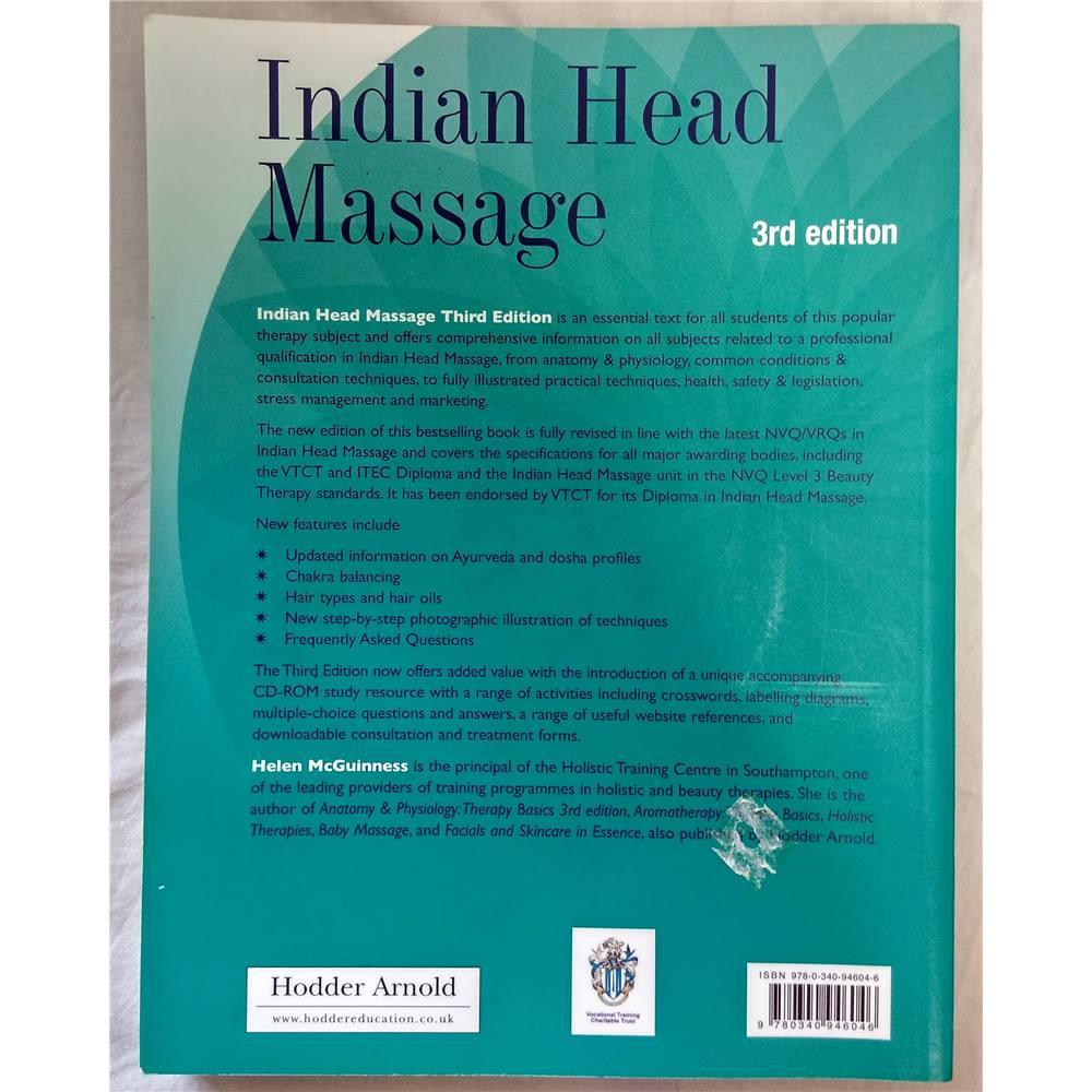 Indian Head Massage | Oxfam GB | Oxfam\'s Online Shop