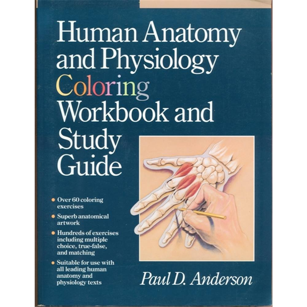 Human Anatomy and Physiology Coloring Workbook | Oxfam GB | Oxfam\'s ...