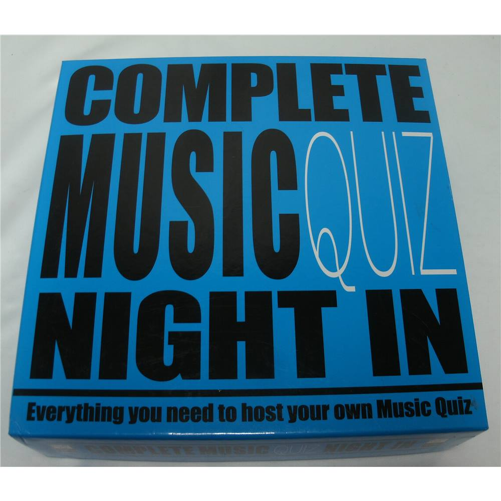 Mad Moose : Complete Music Quiz Night In Game | Oxfam GB | Oxfam's Online  Shop