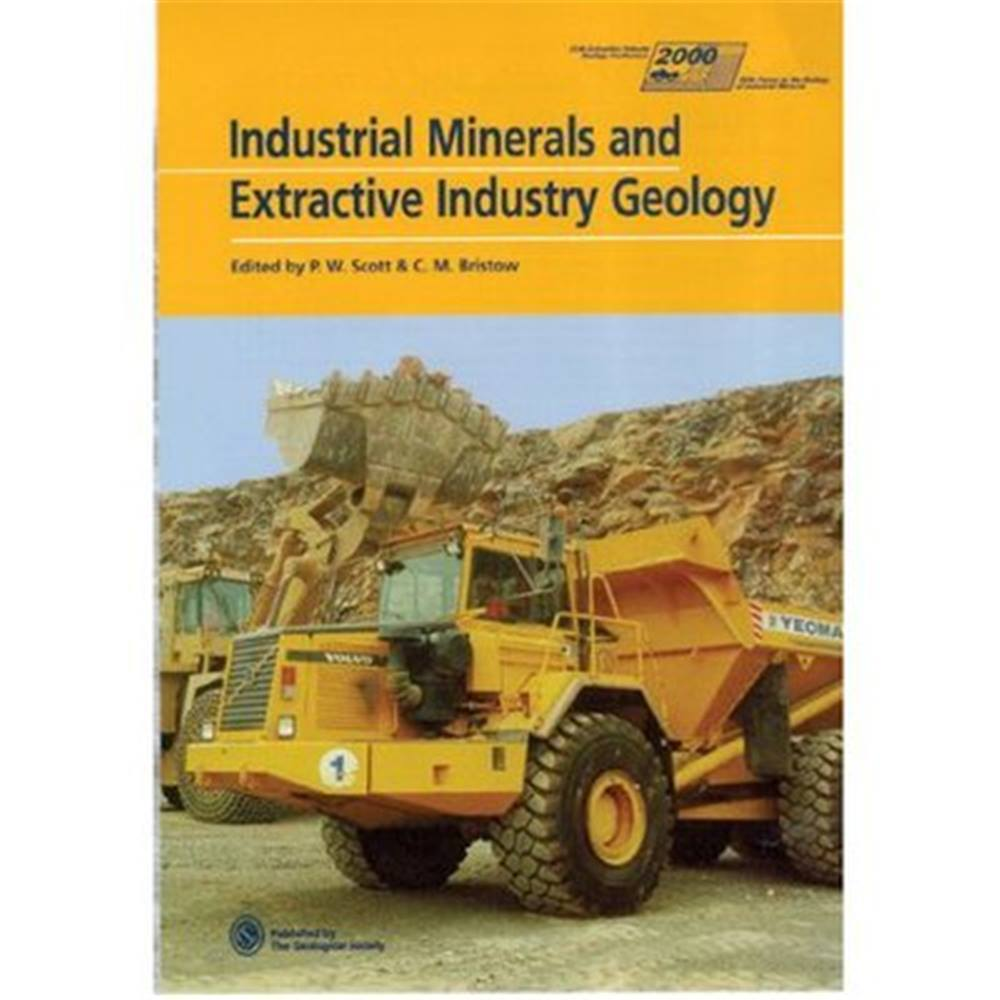 Preview of the first image of Industrial Minerals and Extractive Industry Geology.