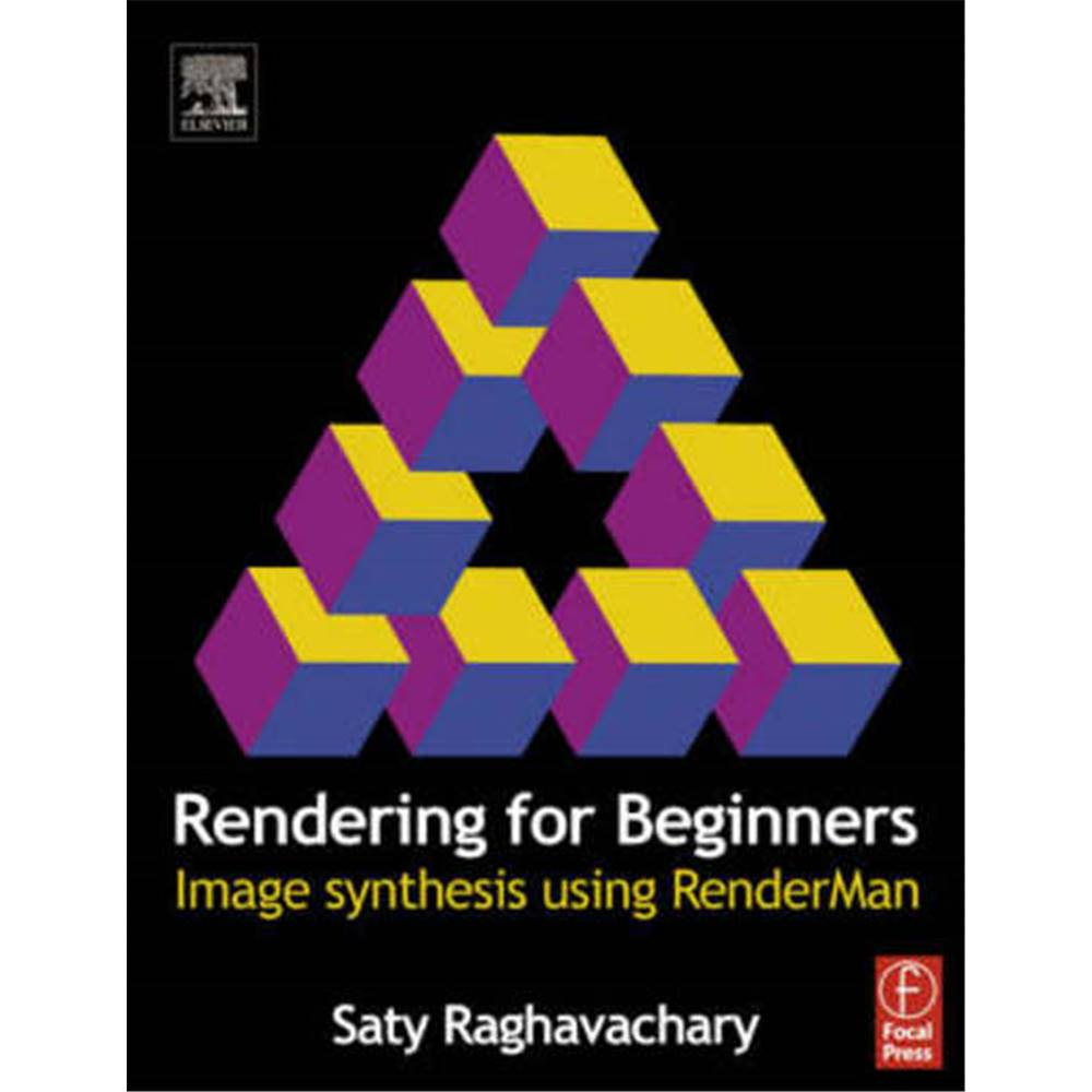 Preview of the first image of Rendering for Beginners.