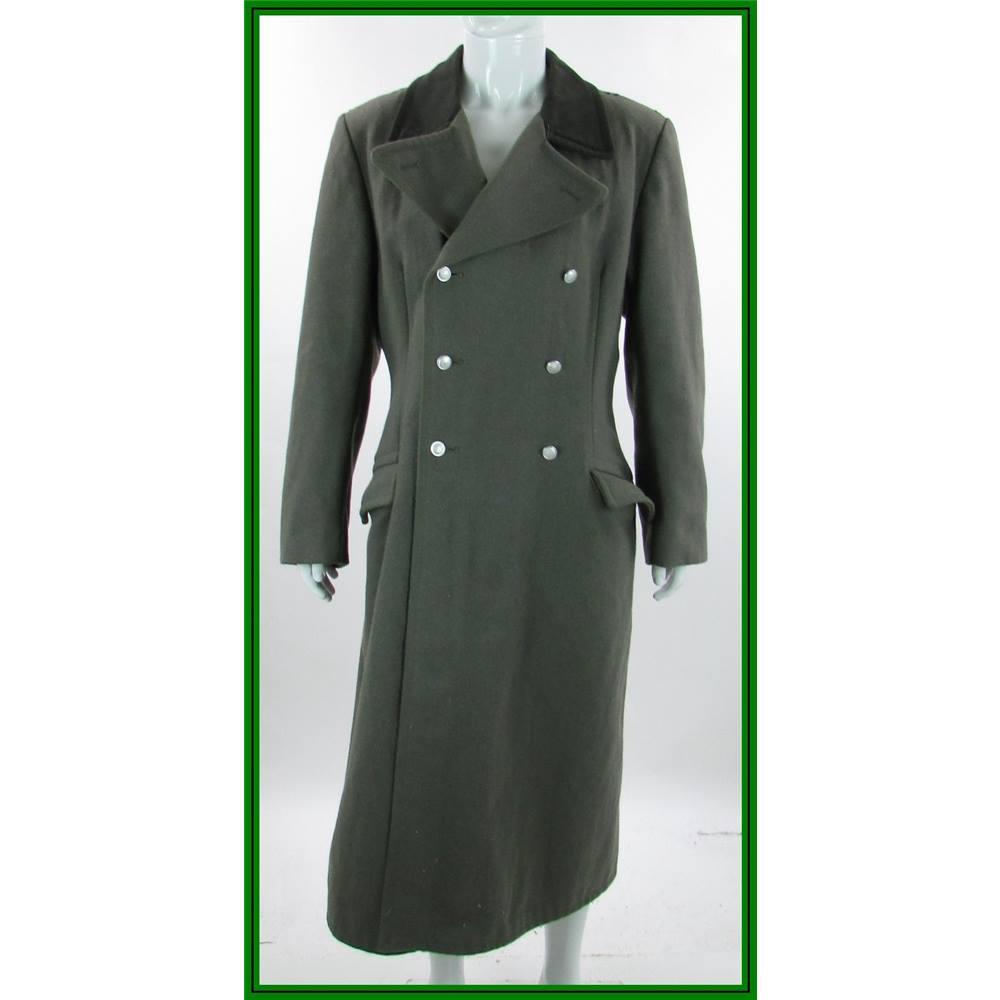 German Military Trench Coat | Han Coats