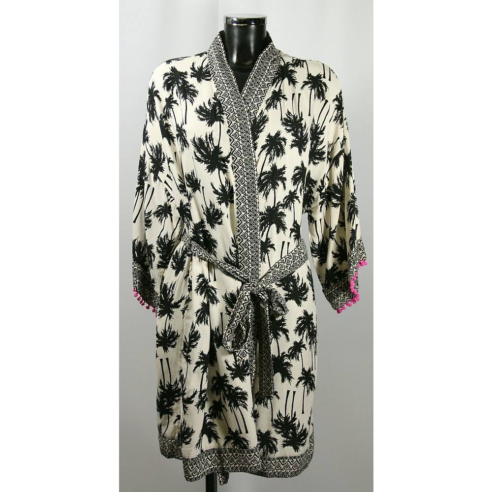 BNWT M&S Dressing Gown - Multicoloured - Size 12 M&S Marks & Spencer ...