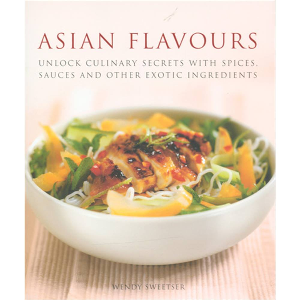 Preview of the first image of Asian flavours.