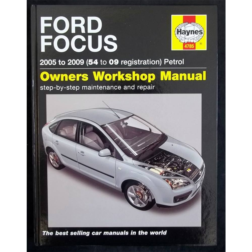 haynes ford focus owners workshop manual oxfam gb oxfam s online rh oxfam org uk ford focus workshop manual - 05-07 ford focus 2 workshop manual