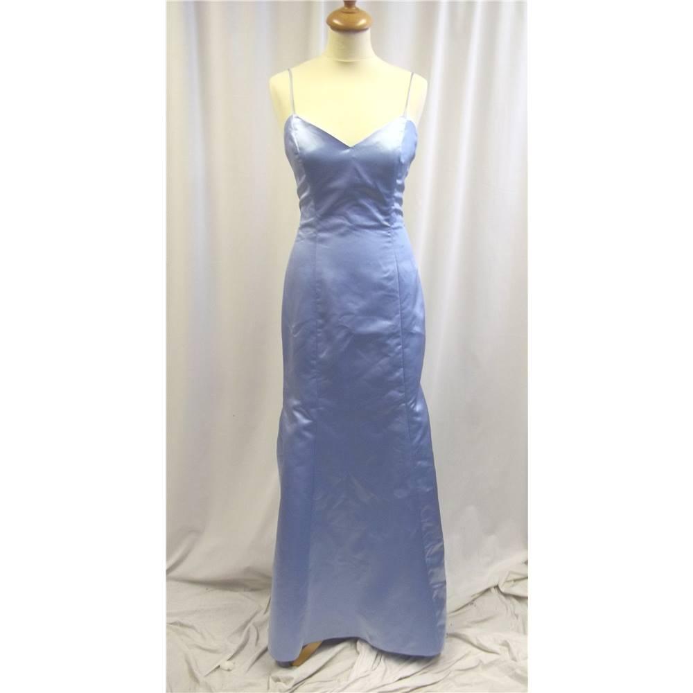 Christine Elizabeth - Size: 12 - Pale Blue - Prom dress   Oxfam GB ...