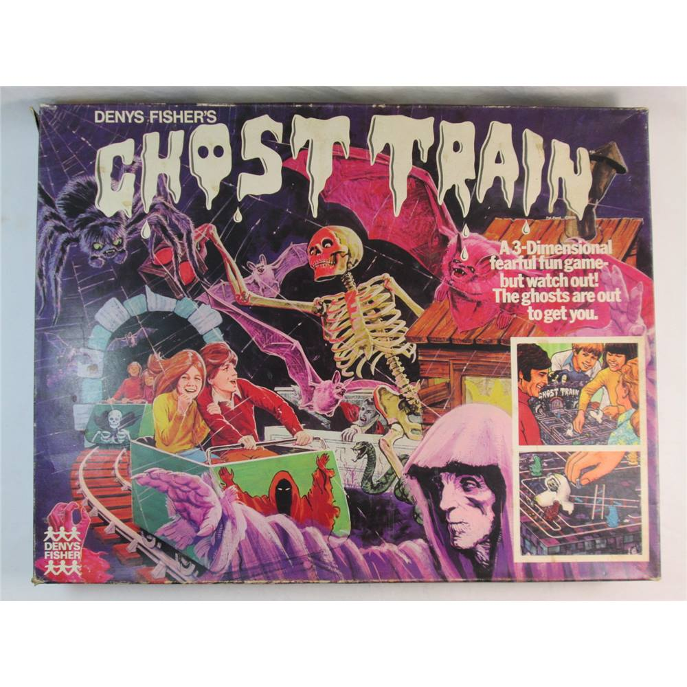 1974 Denny Fishers Ghost Train