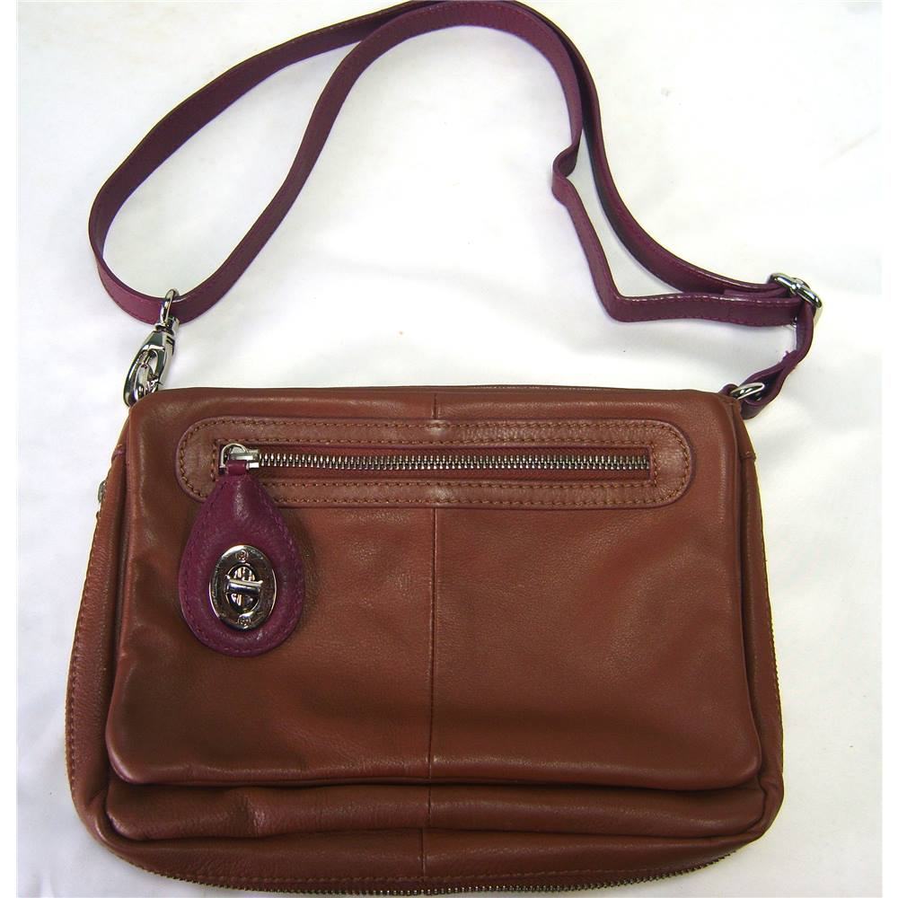 Debenhams Brown Betty Jackson Bag Loading Zoom