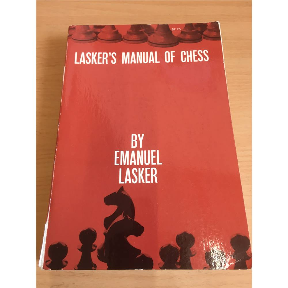 Lasker's Manual of Chess. Loading zoom