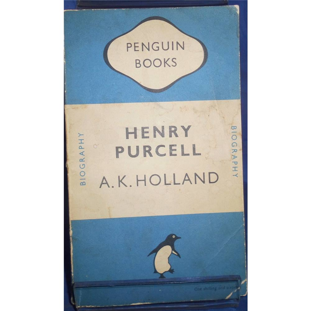 Henry Purcell Biography | Oxfam GB | Oxfam's Online Shop