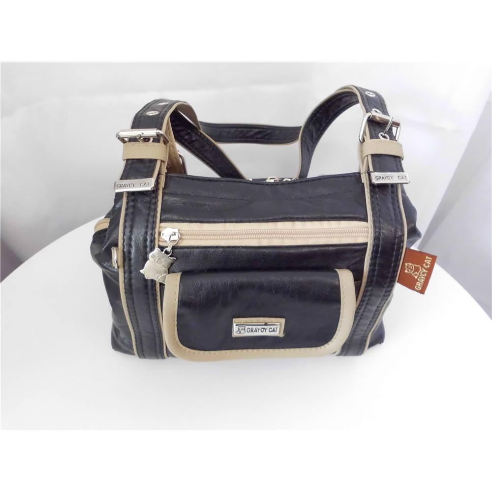 eb2d1e2372 *Graycy Cat Black Bag | Oxfam GB | Oxfam's Online Shop