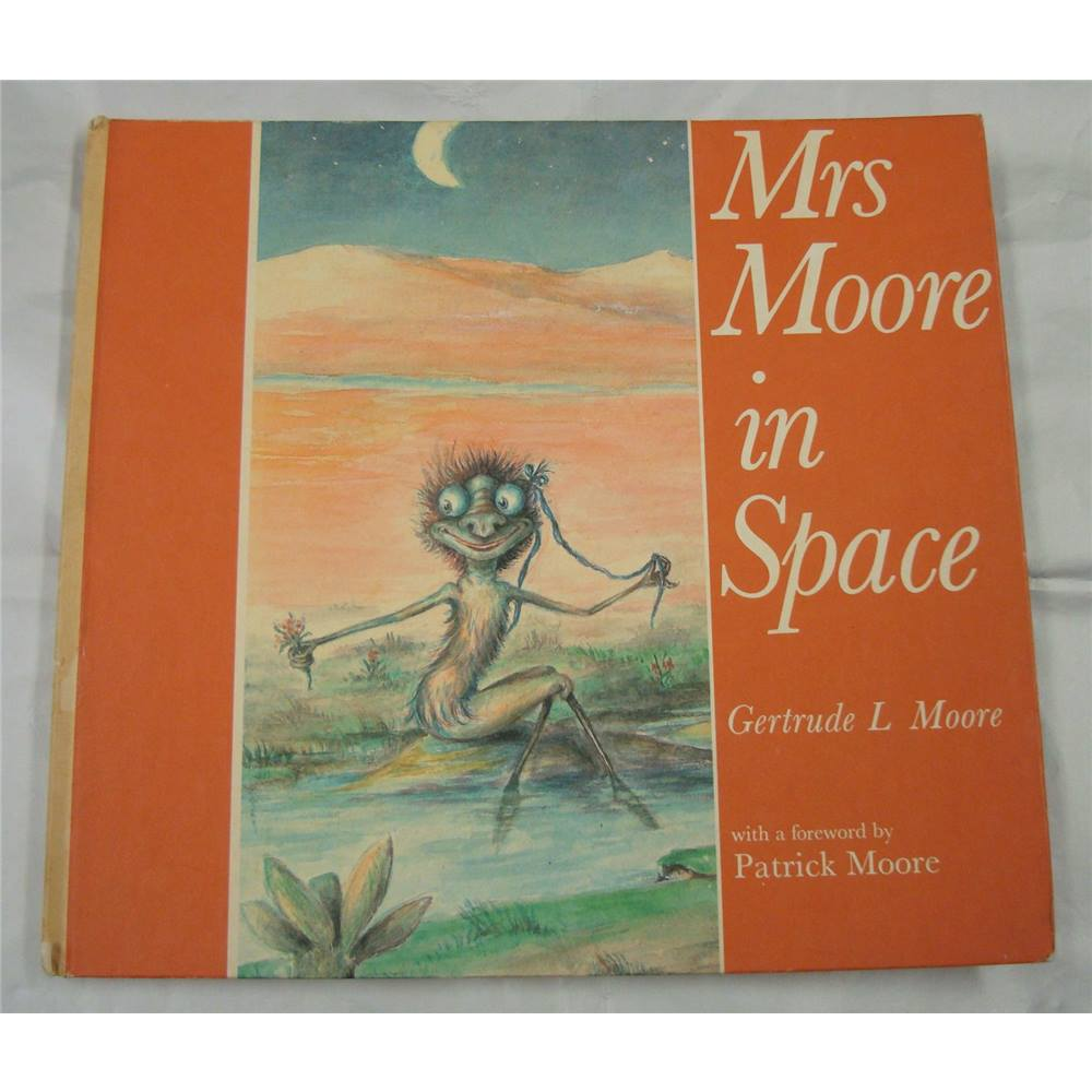 mrsmoore in space