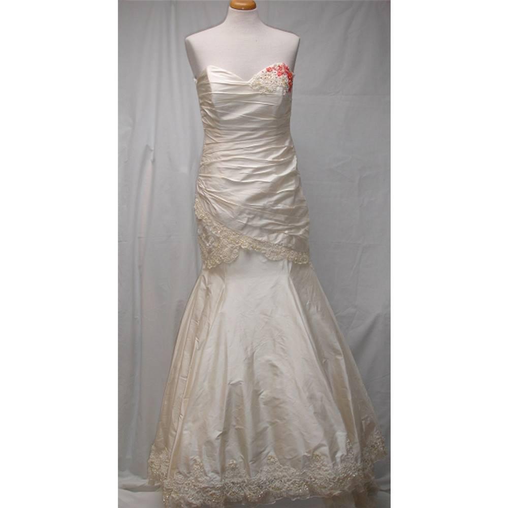 Wedding Dress by Cocoa of Cheltenham including Bolero, Veil, Tiara ...