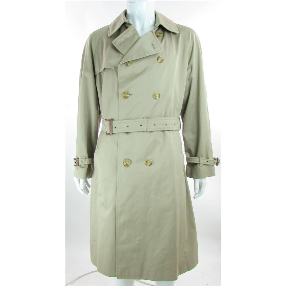801db2393416b VINTAGE St Michael - Size  M - Beige - Trenchcoat