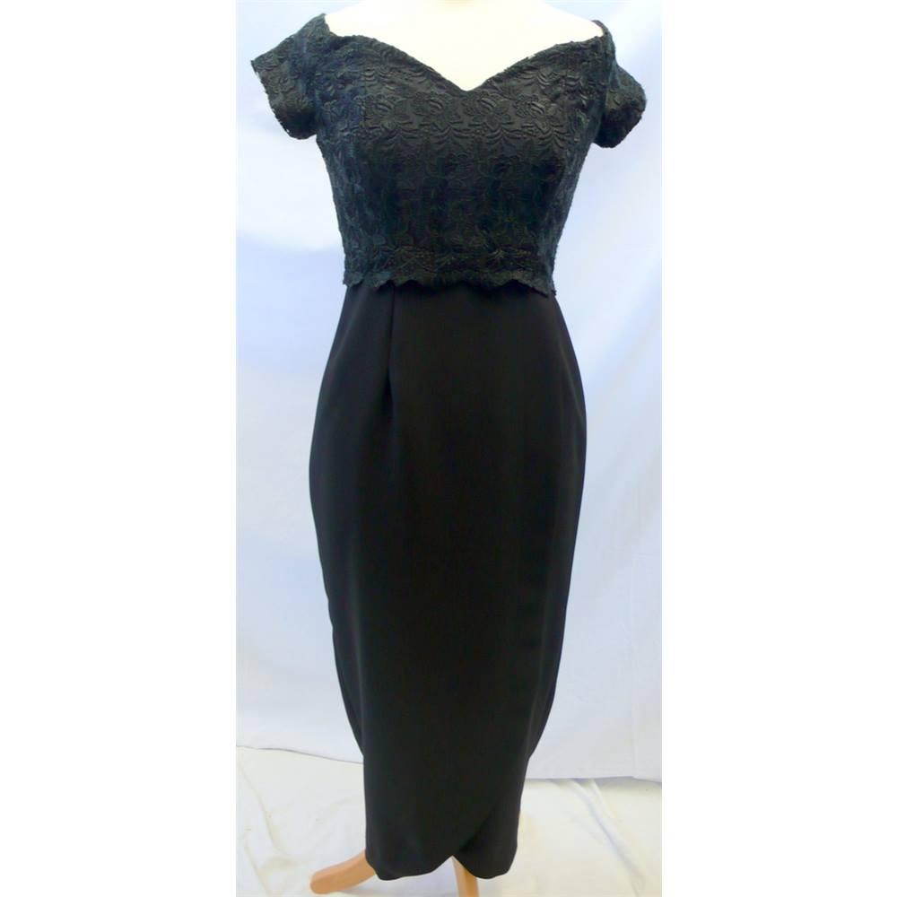 Opera Richards - Size: 10 - Black - Ladies\' Cocktail dress   Oxfam ...