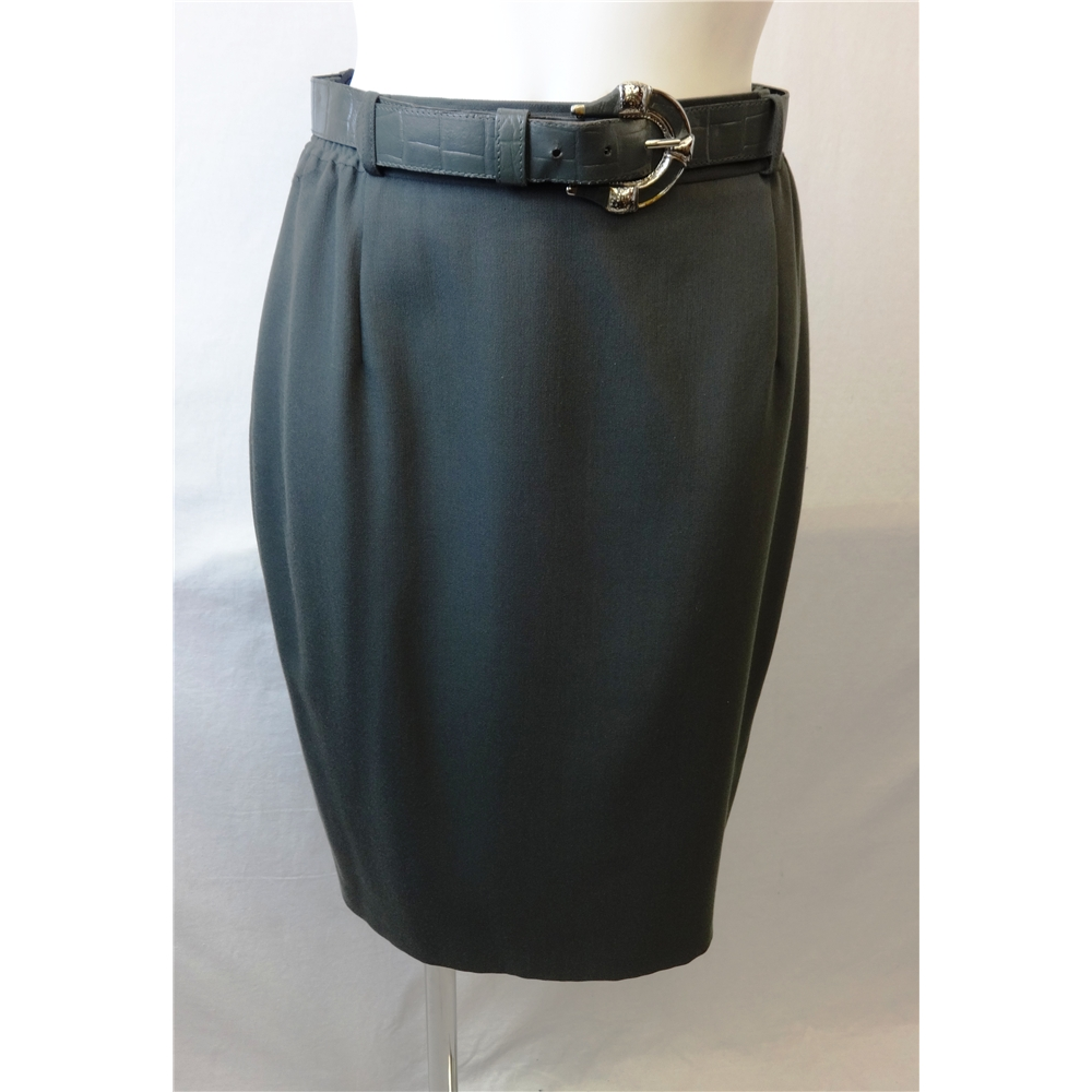 d0fea2e689 Happy Heidemann size: 12 green skirt | Oxfam GB | Oxfam's Online ...