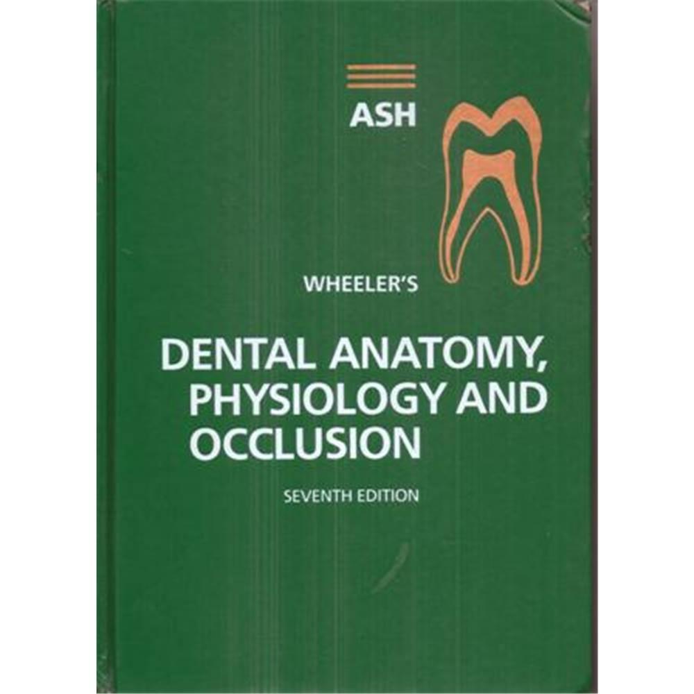 Wheelers Dental Anatomy Book