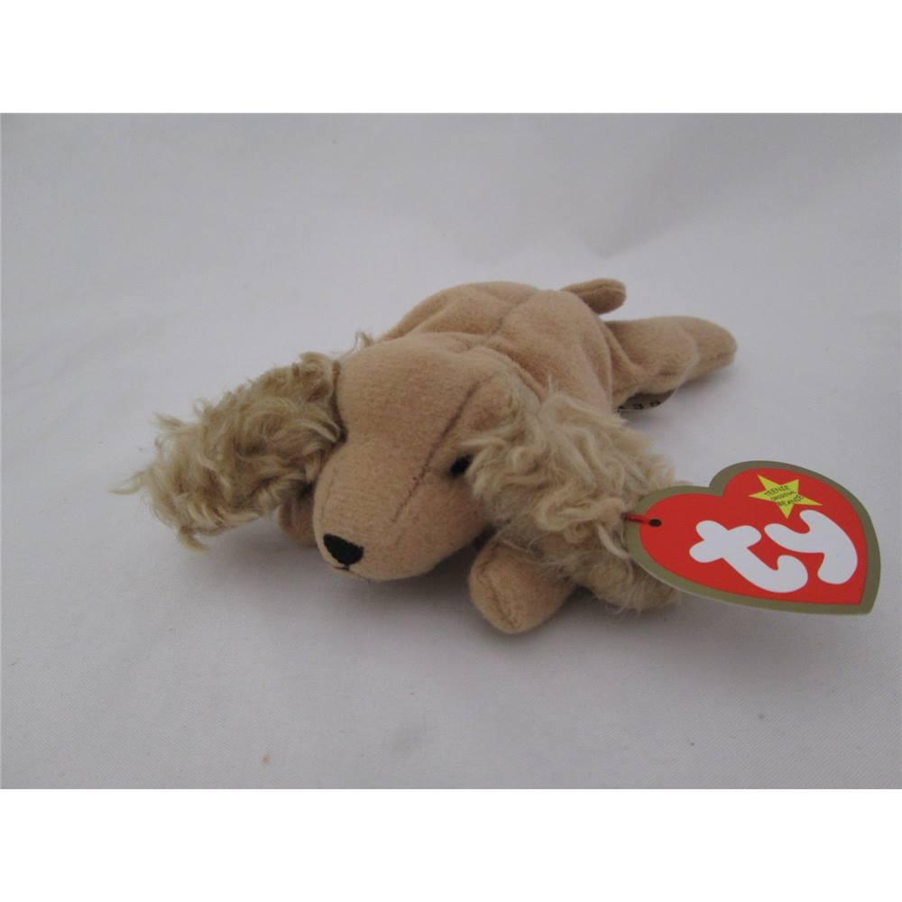 Teenie Beanie Baby Spunky Beanie Babies  977fa5078b5