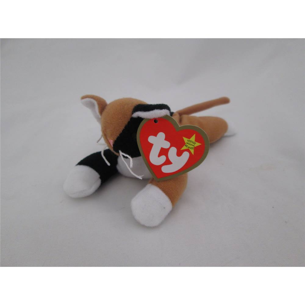 aaca8b7406d Teenie Beanie Baby Chip Beanie Babies