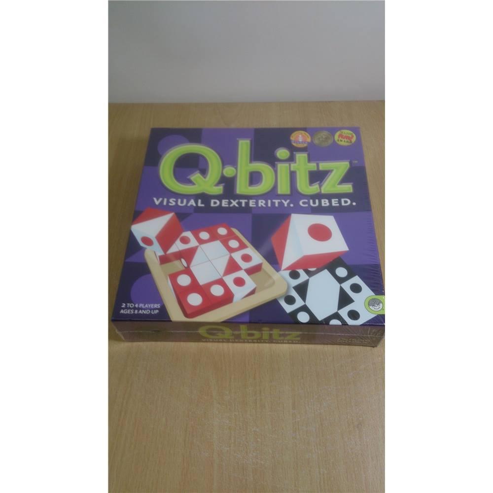 brand new q.bitz cube puzzle game | oxfam gb | oxfam's online shop
