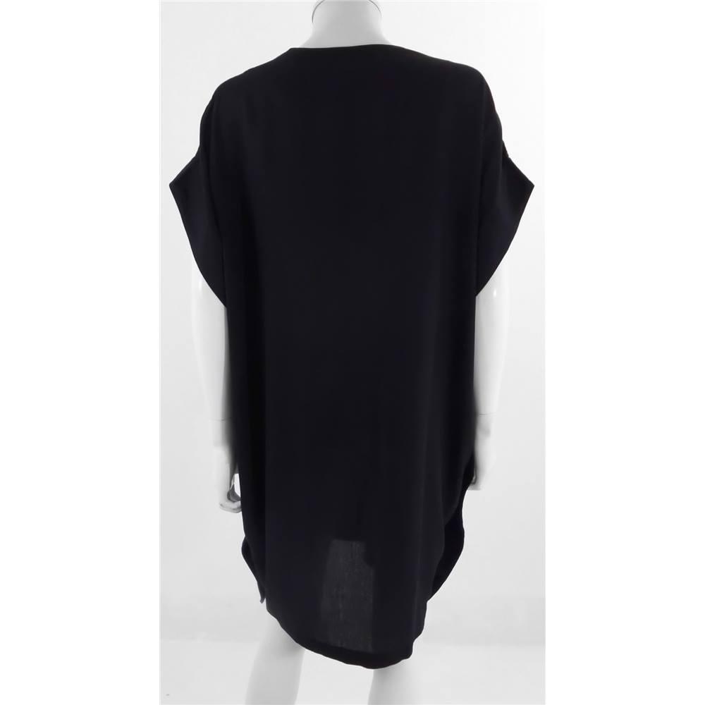 43d41e6519ab7 & Other Stories Size 38 Black Maternity Dress   Oxfam GB   Oxfam's ...