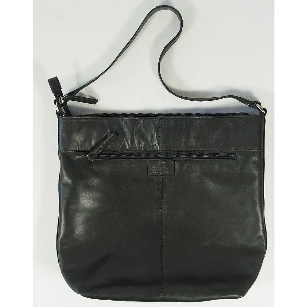 994a6f4764 Rowallan Leather Bag - Black - Size M Rowallan - Size  M - Black