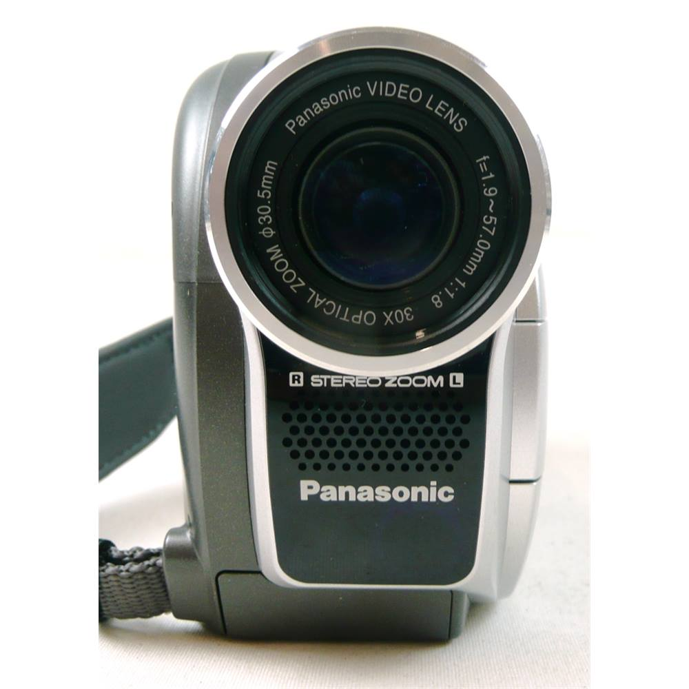 Panasonic VDR-D160 Camcorder. Loading zoom. Rollover to zoom