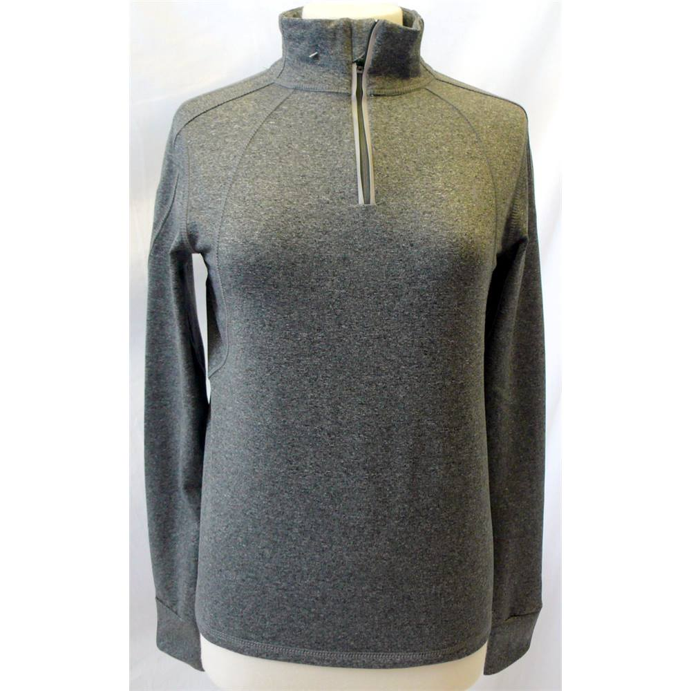 7e344aa75 Atmosphere from Primark - Size: 8 - Dark Grey - Ladies' Long sleeved  workout. Loading zoom. Rollover to zoom