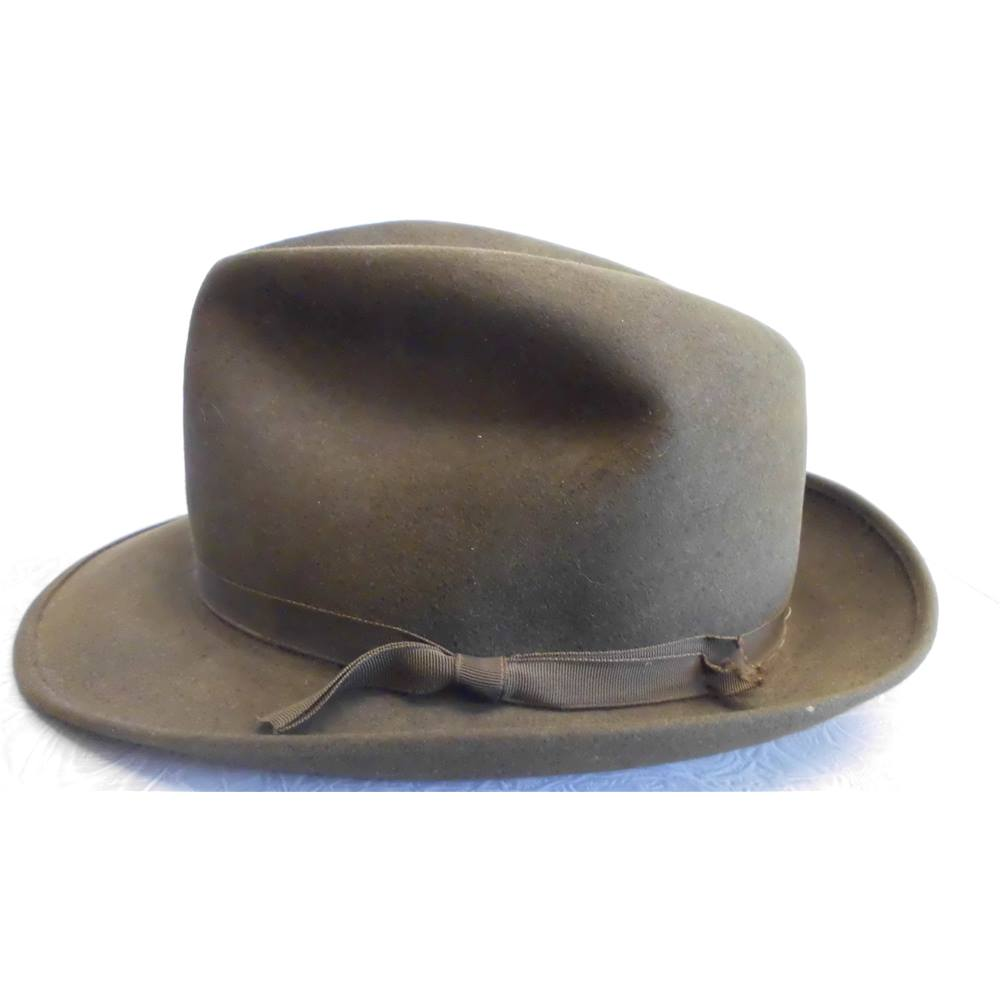 Herbert Johnson New Bond Street London Hat Size 7  354d231dcdb