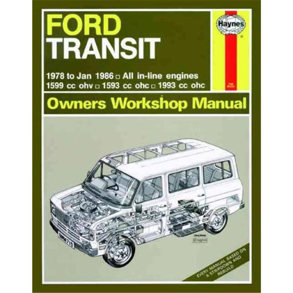 Ford Transit MK2. Loading zoom