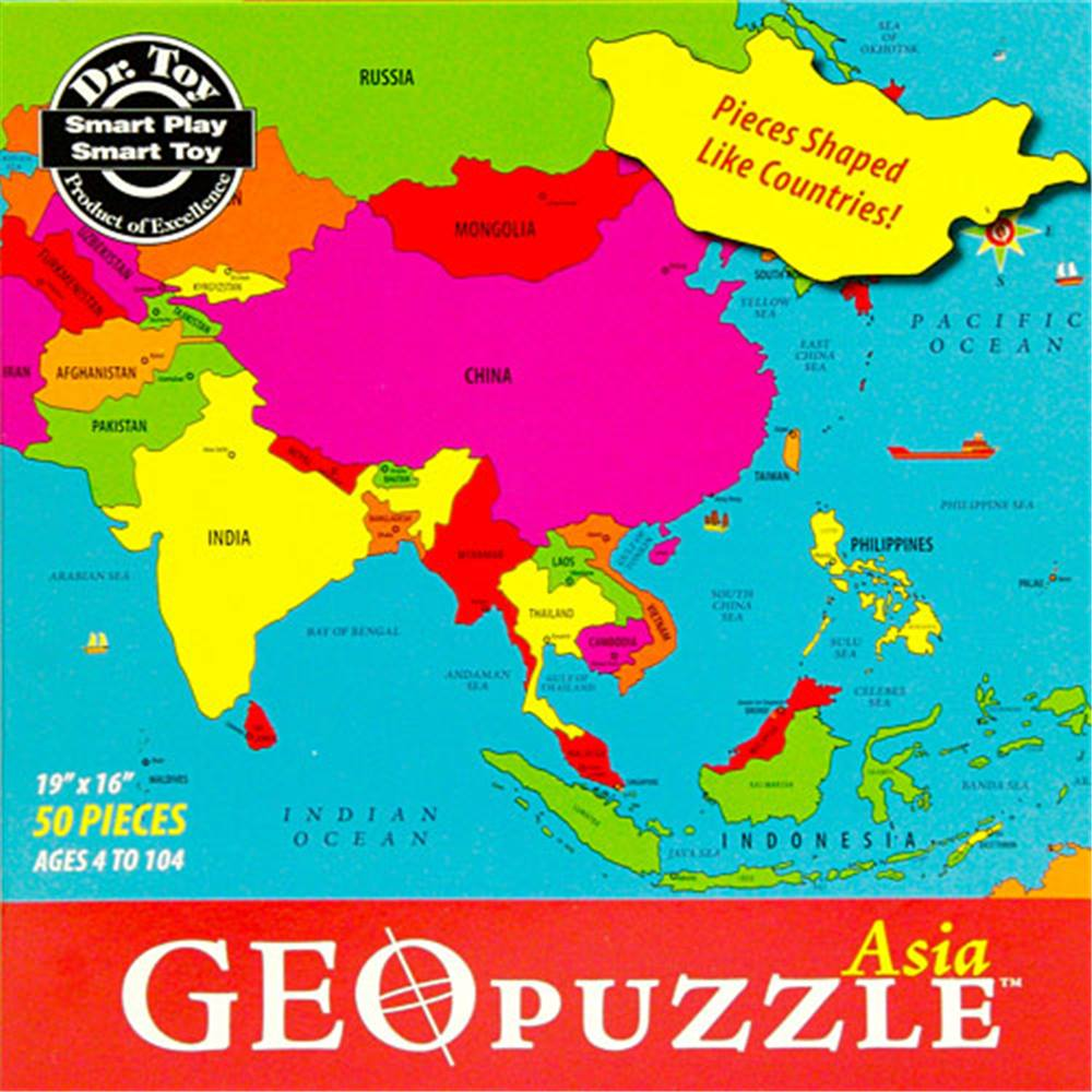 Geopuzzle asia oxfam gb oxfams online shop geopuzzle asia loading zoom gumiabroncs Gallery