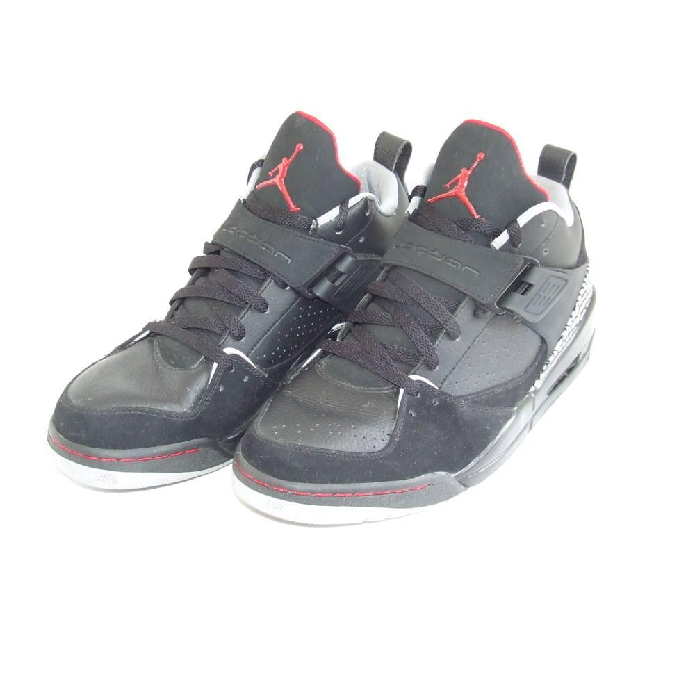 45818d65c Nike Air Jordan Flight 45 Black Red RETRO 364756-061 size UK 11 Nike ...