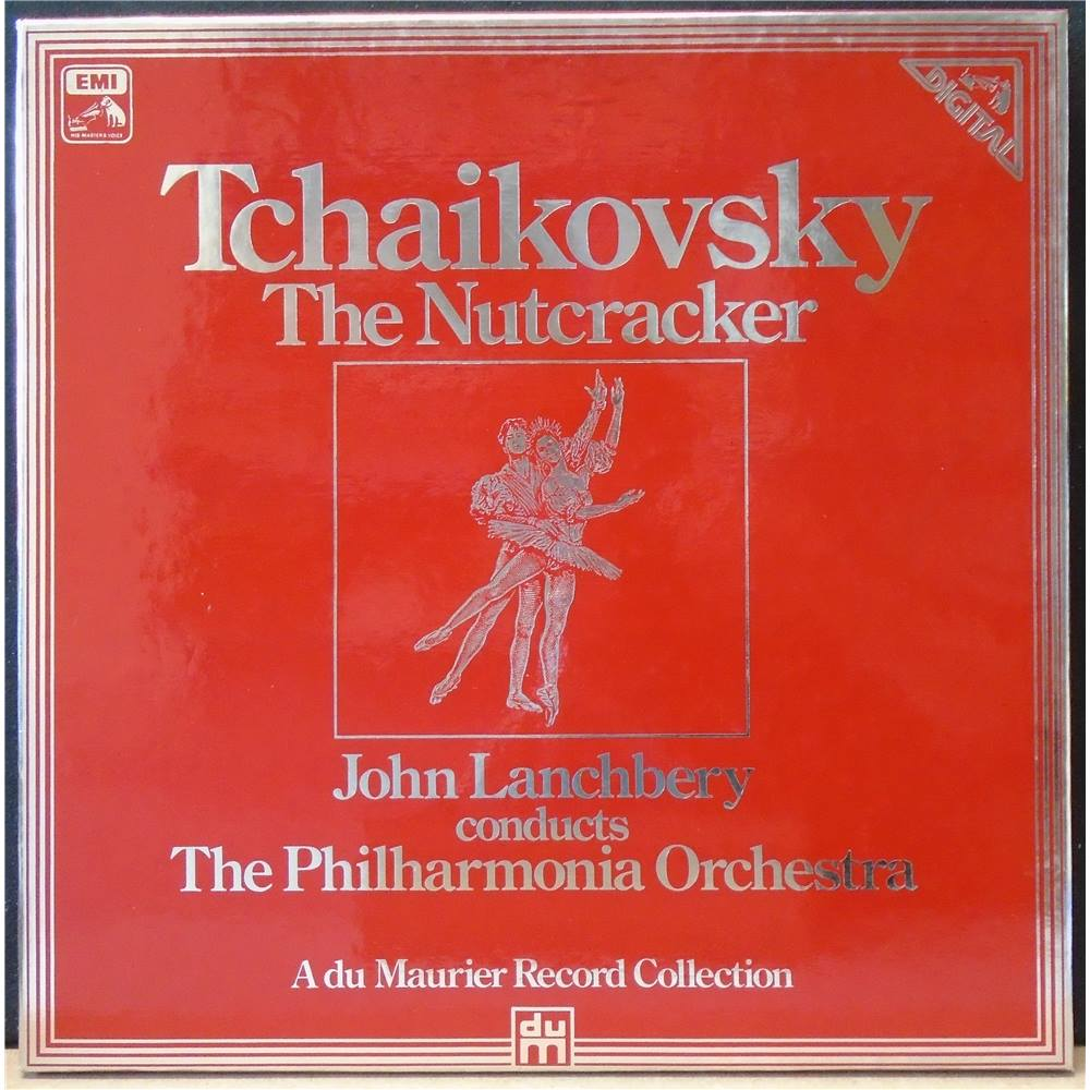 Oxfam Christmas Trees: The Nutcracker Peter I. Tchaikovsky / John Lanchbery / The