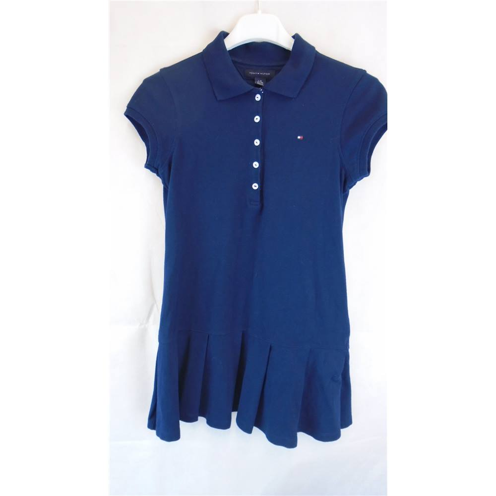 S Tommy Hilfiger Tennis Dress Age 12 14 Size Other Loading Zoom