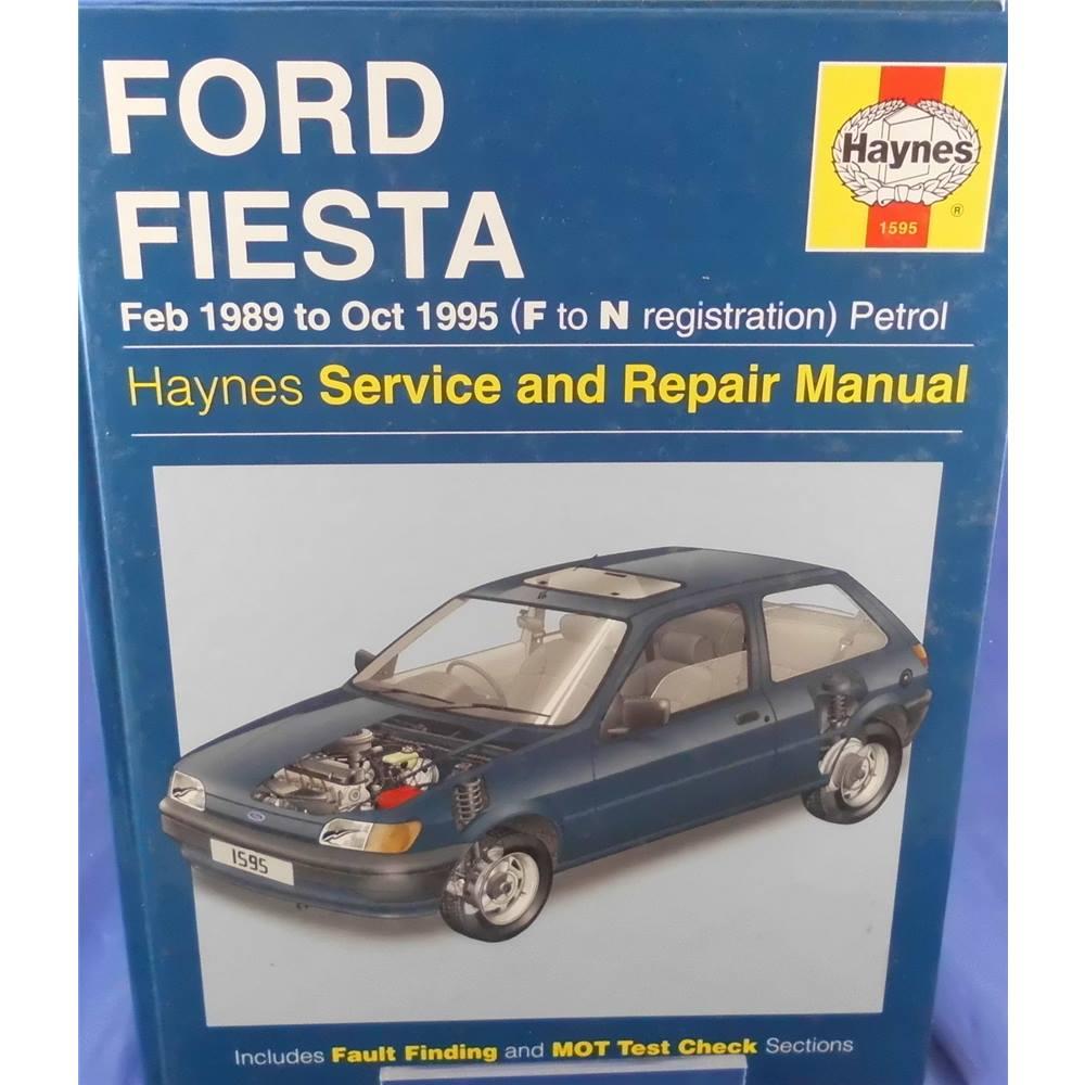 fiesta haynes manual local classifieds preloved rh preloved co uk Haynes Car Manuals UK Haynes Car Manuals 91 F 150
