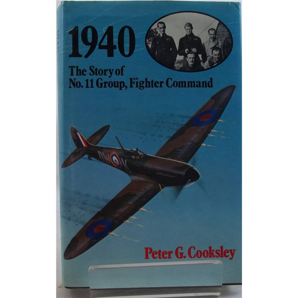 1940: The Story of No  11 Group, Fighter Command | Oxfam GB | Oxfam's  Online Shop