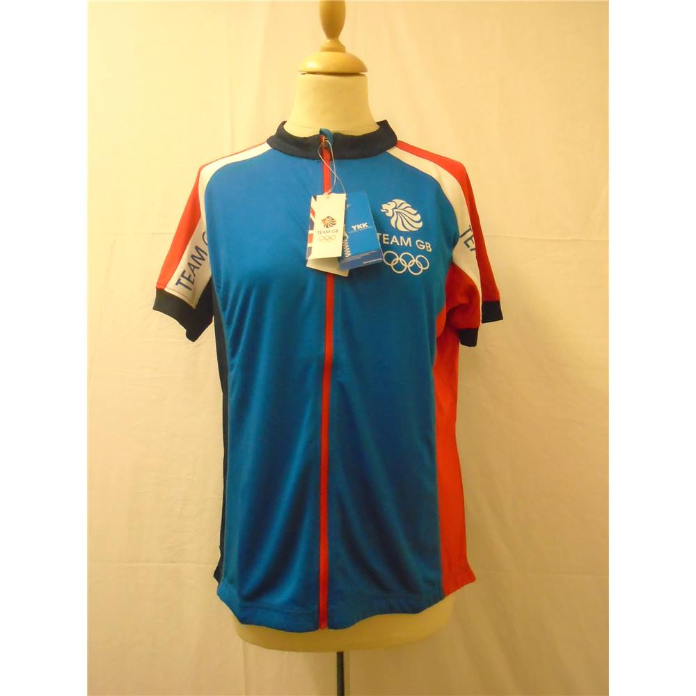 81e776ad5 BRAND NEW - Team GB - Women s cycling top - Size  L (Size 16. Loading zoom