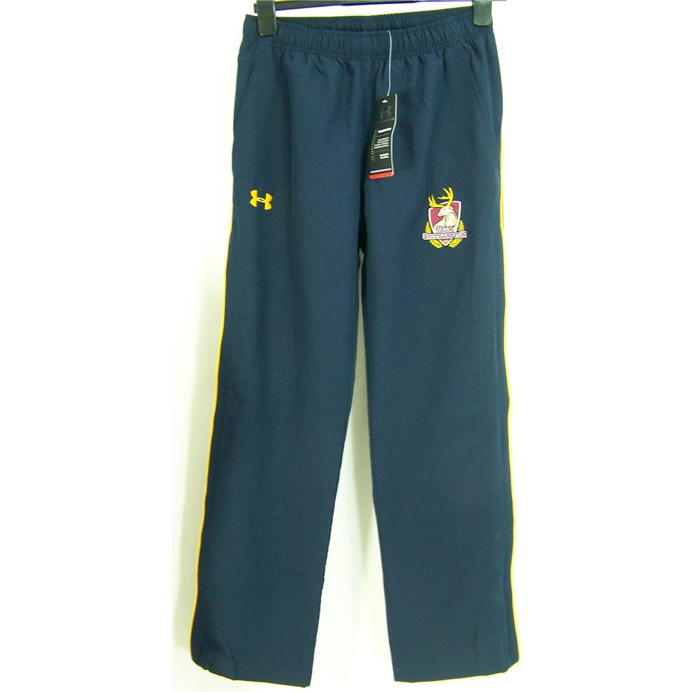 7aedafaf Under Armour - Size: 8 - Blue - Tracksuit trousers | Oxfam GB | Oxfam's ...