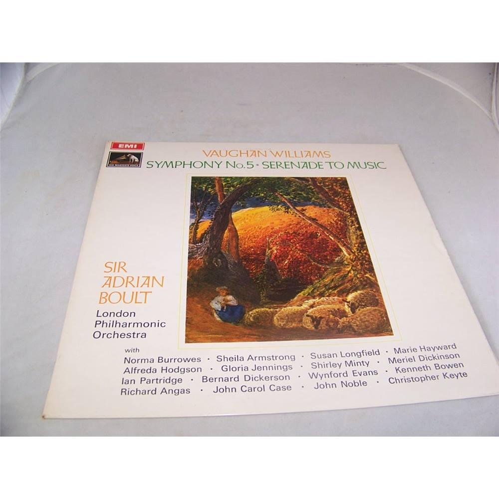 ralph vaughan williams symphony 5